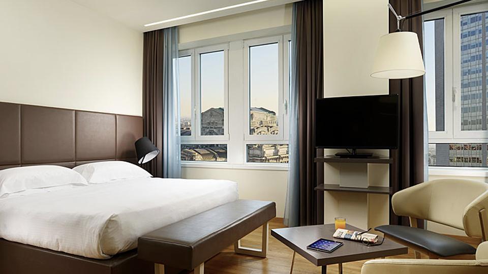 Referenze alberghi Chiardiluna: Una Hotel Century di Milano