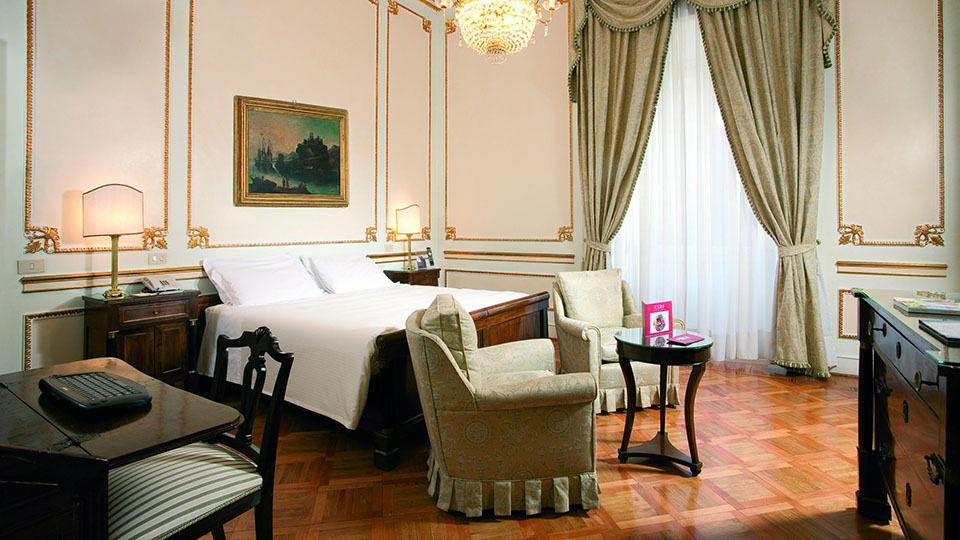 Hotel Quirinald stanza 1