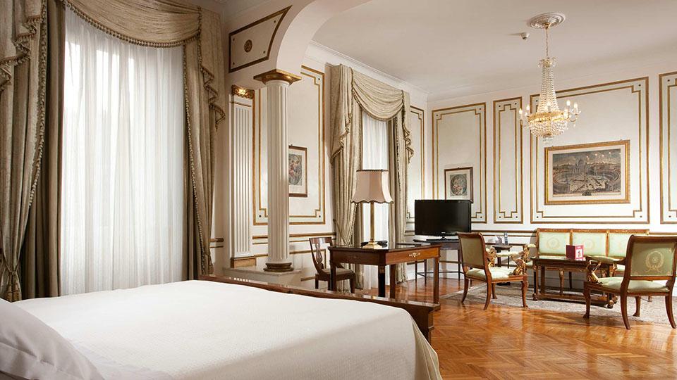 Hotel Quirinale stanza 2