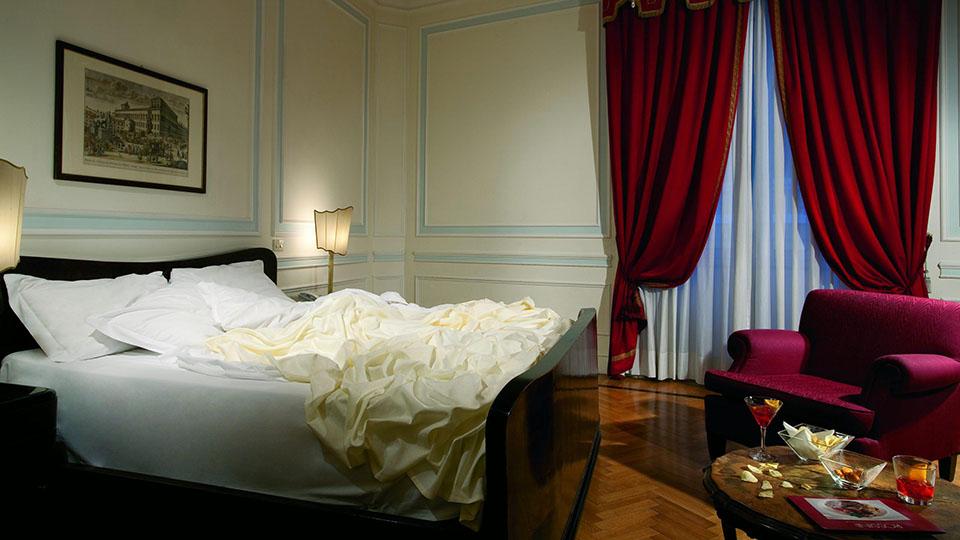 Hotel Quirinale stanza 3