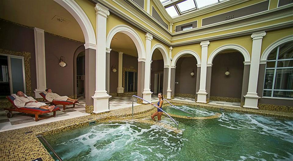 Hotel Bagni di Pisa stanza 3