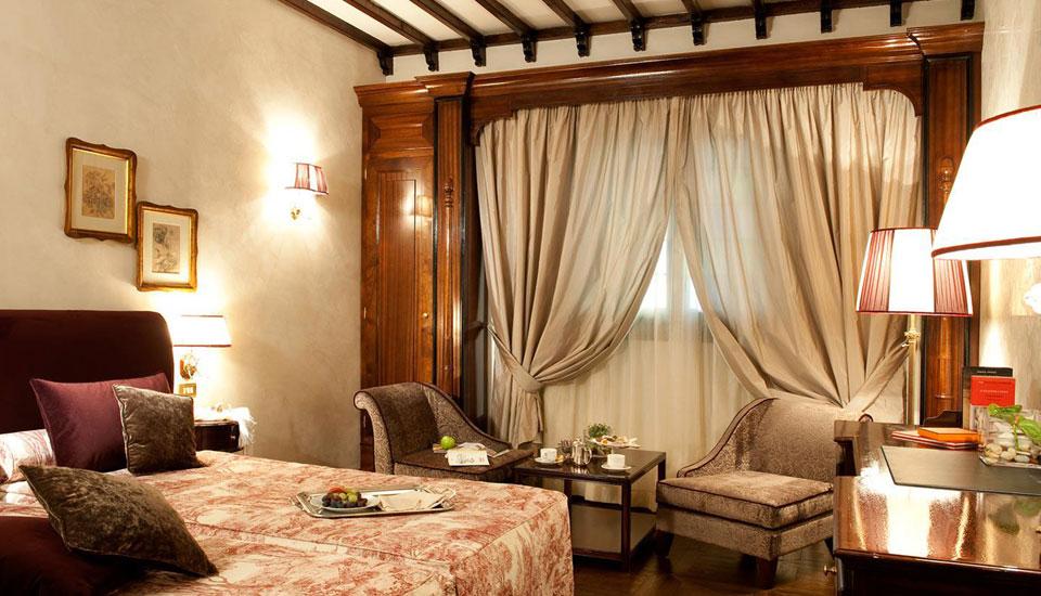 Grand Hotel Baglioni Firenze stanza 2