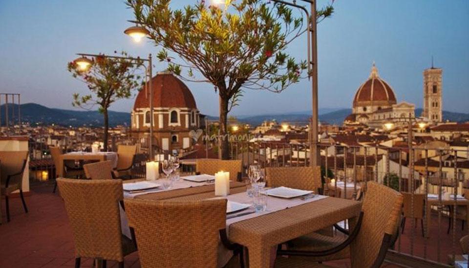 Grand Hotel Baglioni Firenze stanza 3