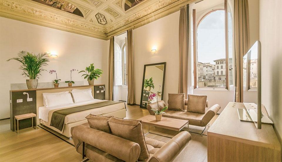 Palazzo Alfieri stanza 1