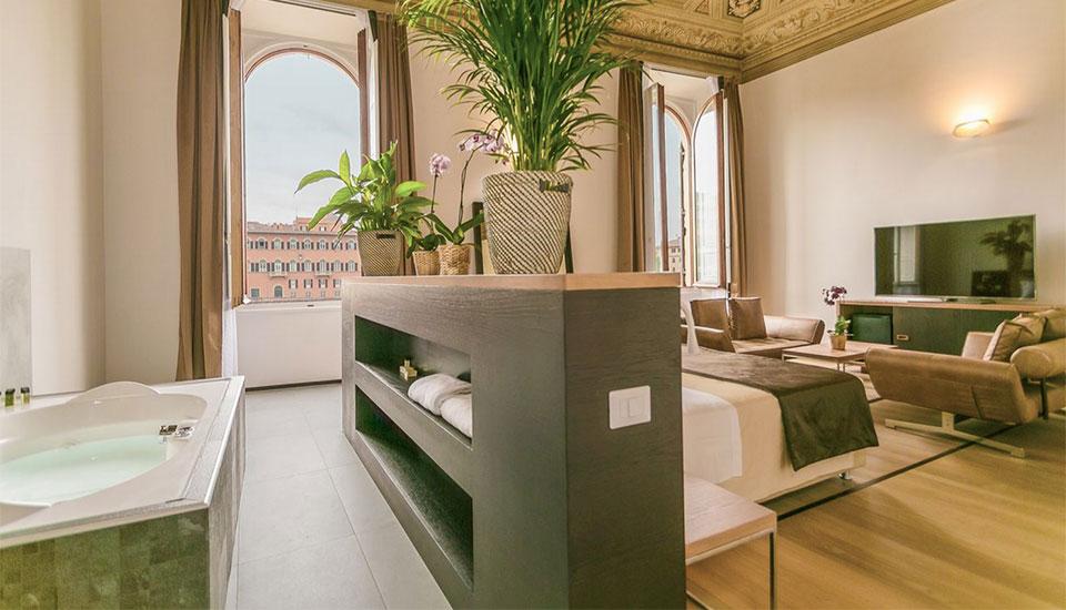 Palazzo Alfieri stanza 2
