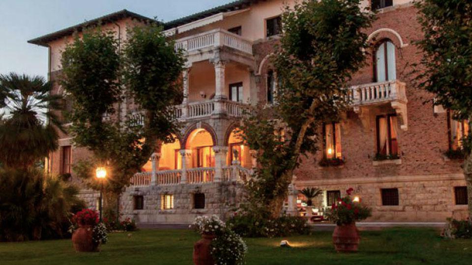 Park Hotel Villa Ariston stanza 3