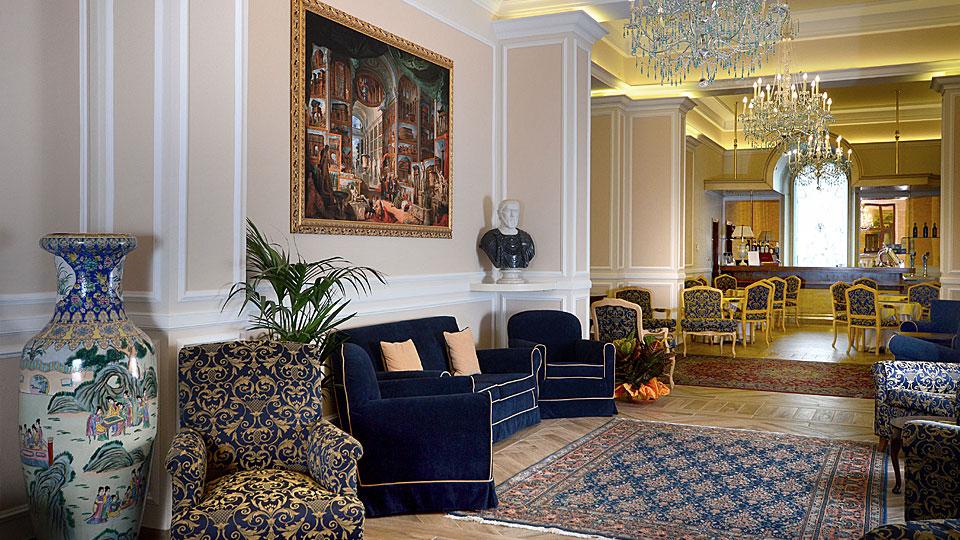 Referenze alberghi Chiardiluna: Gran Hotel Vittoria - Montecatini Terme
